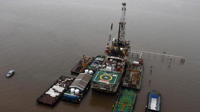 Saat ini, rata-rata produksi baik minyak maupun gas dari Blok Mahakam yang dikelola Pertamina, masih berada di bawah target dalam APBN 2018.