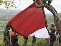 FOTO: Kibar Merah Putih Jelang Hari Kemerdekaan 17 Agustus