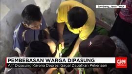 Relawan Jombang Merdekakan Puluhan Warga Korban Pemasungan