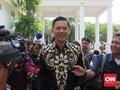 SBY Titip Pesan untuk Jokowi Lewat AHY
