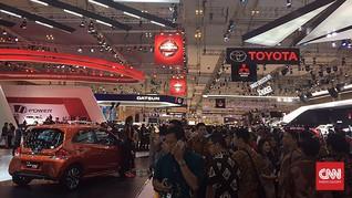 Efek Covid, Indonesia Bisa Keluar 'Klub Mobil 1 Juta Unit'