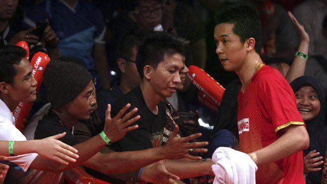 Legenda bulutangkis Indonesia, Icuk Sugiarto, menilai dipanggilnya Taufik Hidayat oleh Komisi Pemberantas Korupsi (KPK) adalah bagian dari risiko jabatan.