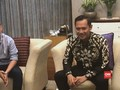VIDEO: Keakraban Gibran Jokowi dan AHY di Istana