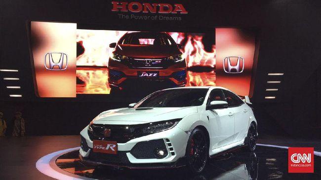 Buntut Rupiah Honda Katrol Harga Mobil Impor