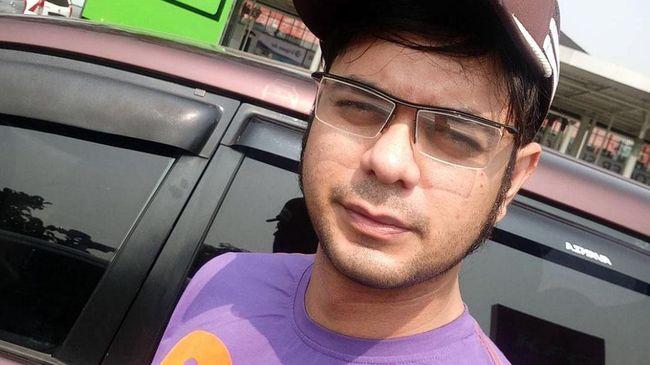 Polisi menyita barang bukti narkoba jenis sabu saat menangkap artis Rio Reifan di kediamannya di Otista, Jakarta Timur.