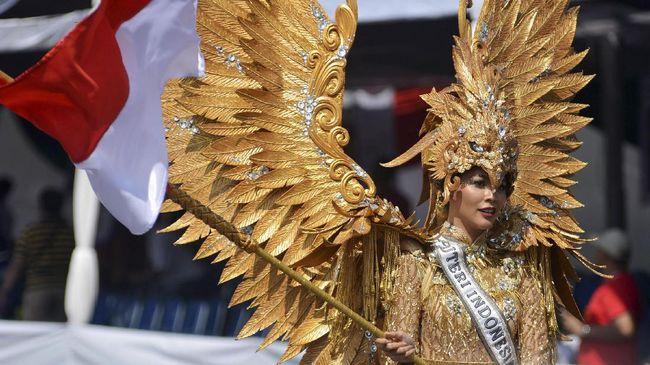 Gelaran mode Jember Fashion Carnaval (JFC) 2019 resmi dibuka. Namun ini kali pertamanya tanpa sang pendiri Dynand Fariz.