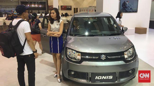 Suzuki membanderol Ignis matik sebagai generasi terbaru dan penerus dengan harga mulai dari Rp149,5 juta.