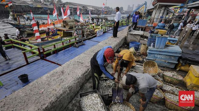 KKP menggandeng BRI untuk memberikan akses layanan perbankan pada nelayan Pati dan Tegal untuk menggunakan alat tangkap ramah lingkungan.