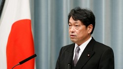 Diancam Korut, Jepang Minta Kepastian Payung Nuklir AS
