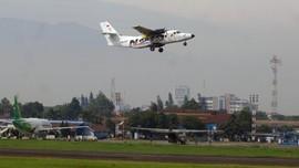 Lanud Husein Tak Yakin Suara Misterius Berasal Dari Pesawat