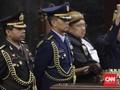 Putra Papua Jadi Ajudan Jokowi, Kapolri Sebut Bersejarah