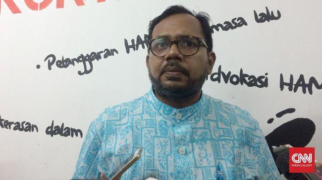 Menurut BPN Prabowo-Sandi, surat keterangan mundur saksi Haris Azhar ungkap penggalangan dukungan kepolisian untuk memenangkan Jokowi-Ma'ruf di pilpres 2019.