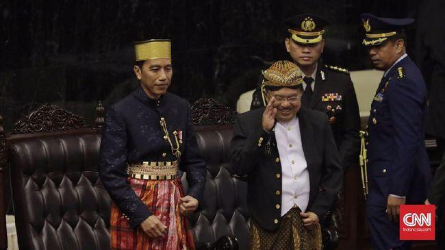 Survey yang dilakukan CSIS menunjukkan tingkat kepuasan masyarakat atas kinerja Jokowi-JK naik menjadi 68,3 persen dibandingkan tahun lalu 66,5 persen.