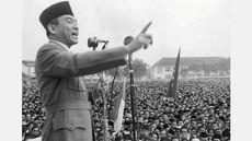 Membayangkan Jakarta di Mata Sukarno kala Membangun Patung