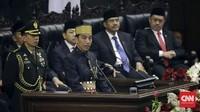 Jokowi: Pansus KPK Wilayahnya DPR