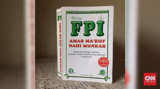 Syarat perpanjangan izin FPI harus dipenuhi oleh ormas binaan Rizieq Shihab jika ingin terdaftar di Kemendagri.