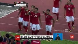 VIDEO: Timnas Indonesia U-22 Beri Kado Spesial di HUT RI
