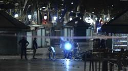 Detik-detik Tewasnya Buron Terakhir Teror Barcelona