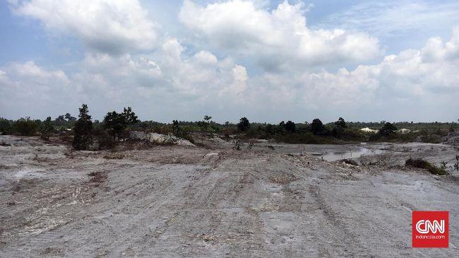 Lahan tambang milik BUMN seluas 113 ribu hektar lebih milik Antam, Bukit Asam dan PT Timah tumpang tindih dengan pihak lain. Berikut penjelasannya.