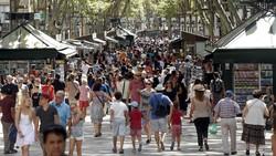 Ketakutan Warga Muslim Pascateror di Barcelona