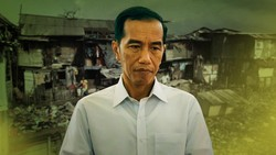 Jurus Jokowi Pangkas Kemiskinan di 2018