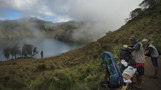 Jalur Pendakian Gunung Semeru Kembali Dibuka 1 April 2021