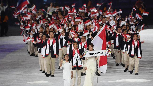 Kalimat Indonesia adalah Raja Asia Tenggara kini sudah berganti jadi Indonesia pernah jadi raja Asia Tenggara dalam ajang SEA Games.