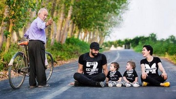 Foto: Inspirasi Foto Keluarga