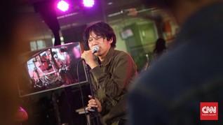 Positif Ganja, Vokalis Deadsquad Daniel Ditetapkan Tersangka