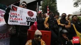 Uber Janji Respons Tuntutan Pengemudi UberMotor dalam 2 Pekan