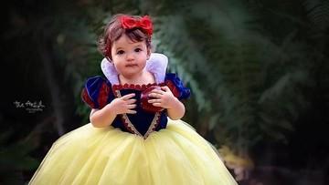 Foto: <i>Cute</i>! Saat Anak-anak Jadi Putri Disney