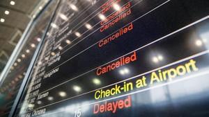 Hong Kong Larang Semua Penerbangan dari Indonesia