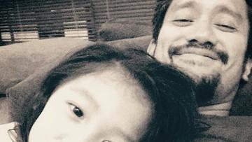 Cerita Anak Tora Sudiro: Malu Kalau Rindu Ayahnya