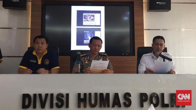 Polisi Tangkap Penyebar Hoaks yang Retas Ribuan Akun Medsos