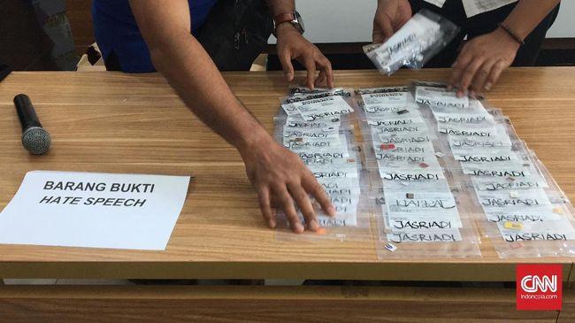 'Bang Japar' Dampingi Alumni 212 Asma Dewi terkait Saracen