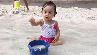 Untuk Anak 1-3 Tahun, Mereka Banyak Belajar dari Menyentuh