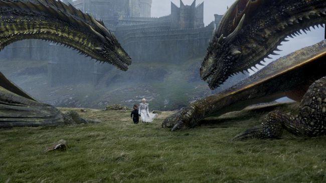 Lokasi pengambilan gambar serial Game of Thrones dilakukan di tempat-tempat yang eksotis seperti Irlandia Utara, Malta, dan lainnya.