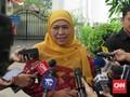 Khofifah Lapor Jokowi soal Pilgub Jatim Usai Dapat Cawagub
