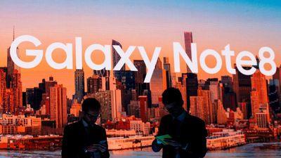 Masuk Indonesia, Harga Galaxy Note 8 Rp13 Juta
