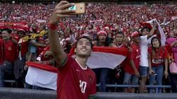Polling: Ezra Walian Diyakini Cetak Gol ke Gawang Malaysia