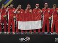 Atlet Junior Jadi Tulang Punggung Indonesia di SEA Games 2019