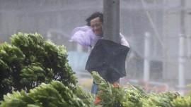Setelah Hato, Giliran Badai Pakhar 'Tiup' Hong Kong dan Makau