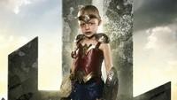 <p>Sofie Loftus si Wonder Woman. Kayak Wonder Woman, Sofie adalah gadis cilik yang kuat lho meski dia didiagnosis kanker langka embrional rhabdomyosarcoma. (Foto: Facebook/ John Rossi Photography) </p>