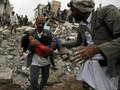 PBB Kesulitan Evakuasi 140 Pekerja Bantuan di Yaman