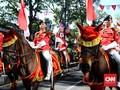 Napak Tilas Sejarah di Jalur Karnaval Kemerdekaan 2017