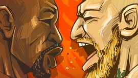 Adu Bacot Mayweather vs McGregor