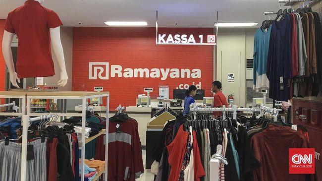 Harga saham Ramayana meningkat 3,46 persen di tengah isu penutupan delapan gerai supermarketnya pada 28 Agustus 2017.