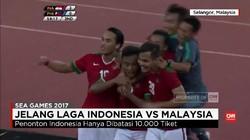 Hadapi Malaysia, Tiket Suporter Indonesia Dibatasi