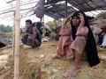 Rohingya Masih Trauma, Kamp Transit di Myanmar Sepi