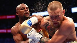 Bos UFC: Mayweather Ingin Rematch Lawan McGregor